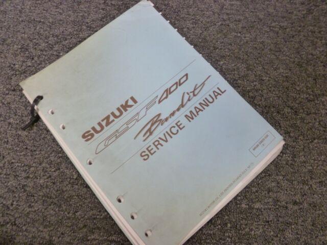 1995 1996 1997 Suzuki Gsf400 Bandit Motorcycle Shop