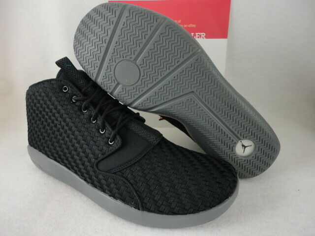 designer fashion 74d81 38c18 Mens Air Jordan Eclipse Chukka Black Dark Grey 881453-001 US 12 for sale  online   eBay