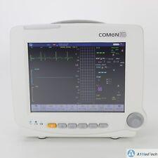 Comen C60 Multi Parameter Patient Monitor Ecg Spo2 Co2 Nibp Temperature