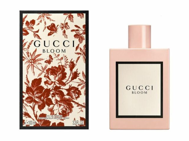 Gucci Bloom Fragrance for Women 100ml EDP Spray