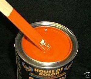 Touch Up Custom Mix Spray Can House Of Kolor Pbc32 Tangelo Orange