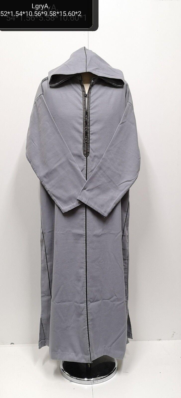 Größes 52,54&56 Men MGoldccan  winter winter winter wool hooded thobe Djelleba jubba-New Arrival | Billig  | Feine Verarbeitung  a536e3