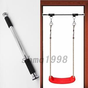 Purpose Indoor Gym Pull Up Chin Ups Door Bar Frame Gym
