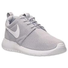4b60f36155b1 Nike Roshe Run One Mens Shoes 9.5 Wolf Grey White 511881 023 for ...