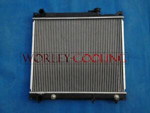 Radiator For 1996-2004 Chevy Tracker Suzuki Vitara Sidekick 1.6L 1.8L 2.0L