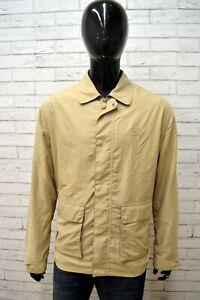 Giubbotto-PAUL-amp-SHARK-Uomo-Taglia-Size-XXXL-Giubbino-Coat-Jacket-Man-Beige-Zip