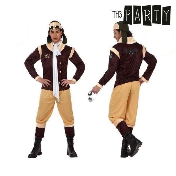 Kostume til voksne Th3 Party 599 Retro mande...