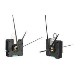 Funk-Uhrwerk-DCF-schleichend-mit-3-Zeiger-Wanduhr-Funkuhr-leises-Uhrwerk-Uhr