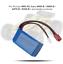 7.4V 1400mAh Battery//Set 25C T Deans for WLtoys 4WD RC Cars A959-B A969-B A979-B
