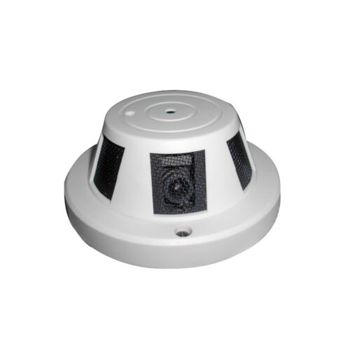 1080P IP Camera Mini Dome Smoke Detector Indoor Security Onvif Network P2P 2.8mm
