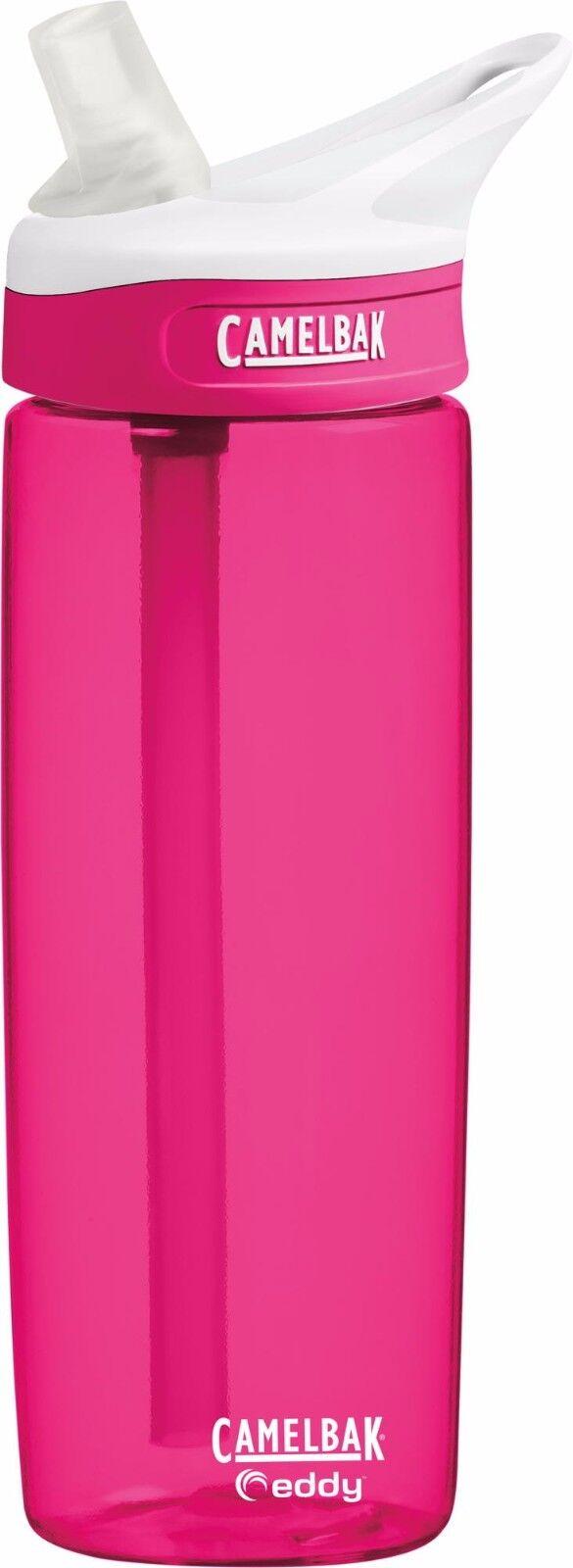 Camelbak eddy 0.6L (600ml) spill proof sports d'eau-nouvelles bouteille d'eau-nouvelles sports couleurs! d64205