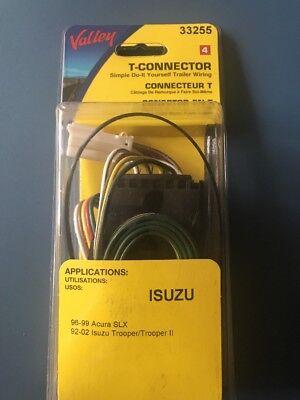 33255 Vehicle-to-Trailer Connector for 96-99 Acura SLX, 92-02 Isuzu Trooper  | eBay | Acura Slx Trailer Wiring Harness |  | eBay