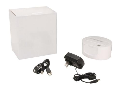 Nippon Labs Hard Drive Docking Station USB 2.0 for 2.5 and 3.5 Inches SA NL-JT08