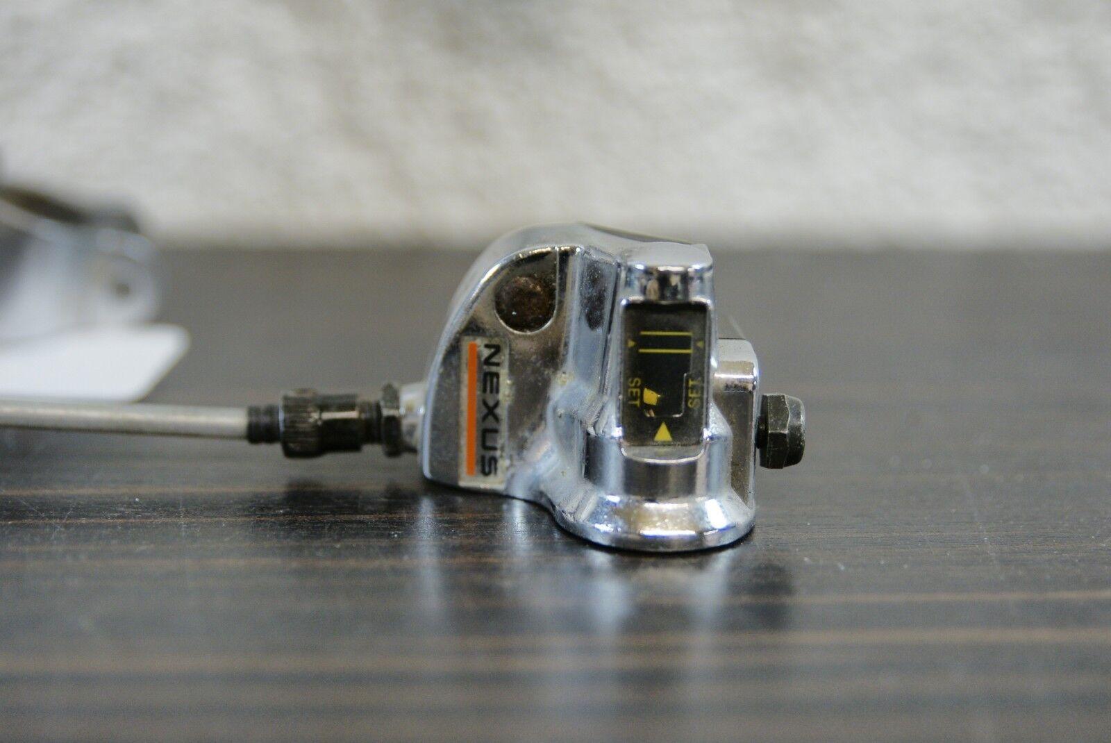 Shimano Nabenschaltung Nexus AI-3S10 AUTO-D automatische Nabenschaltung Shimano Kult Retro 0359ce