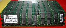 2x4gb = 8gb pc2-6400 ddr2 (ECC Reg.) 800 MHz DIMM 240-pol. Kingston kth-bl495k2/8g