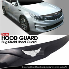 K5 Chrome Emblem Bug Shield Bug Guard Hood Guard B518 for KIA 2011-2013 Optima