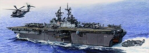 Trumpeter 1 350 USS IWO JIMA LHD-7