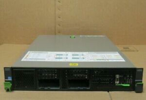 """Fujitsu Primergy RX300 S7 2x Xeon 6Core E5-2640 2.5GHz 8 2.5"""" SAS Bays 2U Server"""
