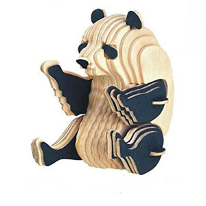 3D-Wooden-Puzzle-DIY-Simulation-Animal-Assembly-Panda-Model-Toy-Home-JJ