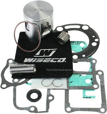 Top End Engine Rebuild Honda CR125 1988-1989 Piston Kit Gasket Set Bearing