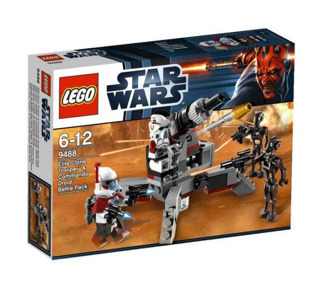 9488 Elite Assassin Droid LEGO Star Wars