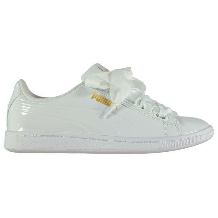 Puma Vikky Ribbon Ladies Trainers UK 7 US 9.5 9.5 9.5  EUR 40.5 REF 2719^ cdcc1f