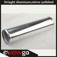 "3.5"" 89mm Straight Aluminum Turbo Intercooler Pipe Tube Length 300mm"