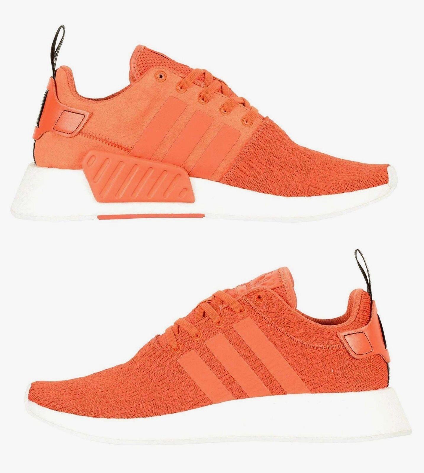 newest b404f 8cf2a Nuevos zapatos atléticos para hombre hombre hombre Adidas Boost NMD R2  Prime Knit Correr Entrenamiento Zapatillas