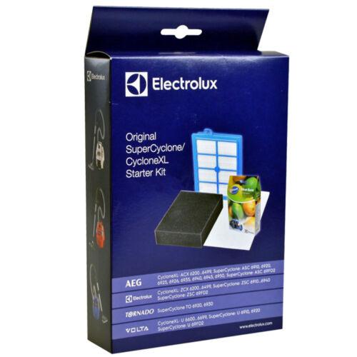 Electrolux AEG Aspirateur Filtre valeur Kit VCSK 4 Cyclone XL Supercyclone