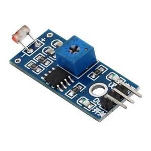 Photo-resistor LDR Light Sensor Module - LM393 based | eBay