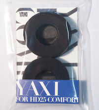 YAXI Comfort pads for Sennheiser  HD25 made from Alcantara Fits all HD25 Range