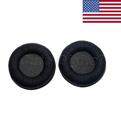 US Stock 90mm Ear Cushion Pads for PIONEER HDJ2000 HDJ1000 HDJ1500 Headphone HOT