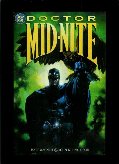 Doctor Mid-Nite # 1 (Graphic Novel, 1999, VF) Unlimited Combined Shipping!