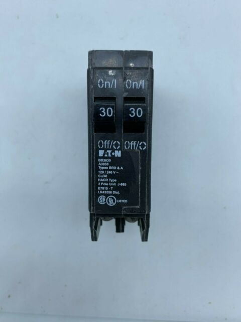 Eaton 30A Sp Circuit Breaker