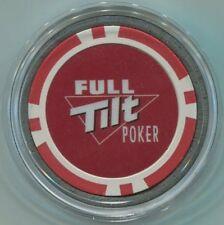 FULL TILT POKER chip Card Guard Protector