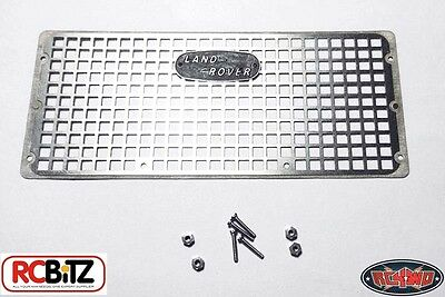 Land Rover D90 Metal Grill vent Gelande G 2 II with Fittings Direct replacement