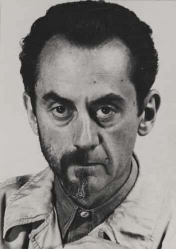 MAN RAY SELF PORTRAIT Surrealist photography Historical PHOTO 8x10 PICTURE