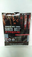 Thermogenic Waist Trimmer Belt Belly Fat Burner Weight Loss Spot Reduction Small