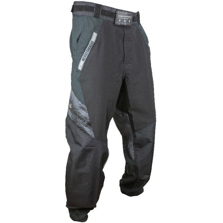 Bunkerkings Featherlite fly Pants paintball pantalones (negro) l