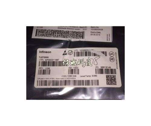 2PCS X TLE7230G 7230G SOP24