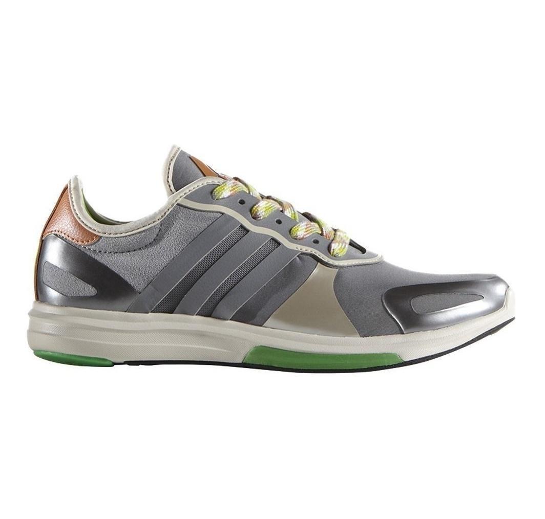 Damen Adidas Fitnessschuhe Grau Laufschuhe B33326