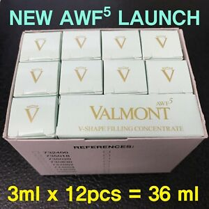 Valmont-V-Shape-Filling-Concentrate-3ml-x-12-pcs-SAMPLES-36ml-NEW-in-BOX