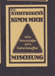 Ancienne étiquette allumette Allemagne BN20467 Publicité mCiE2WnK-09122157-623837151
