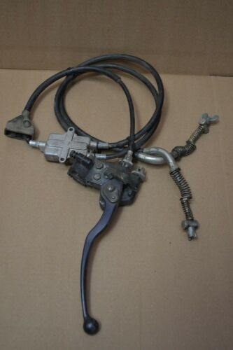Yamaha Blaster BRAKE Cable CLUTCH Cable Lever cables levers  yfs 200 88-002