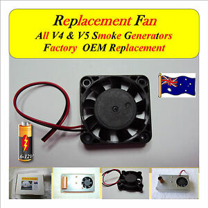 RC-Smoke-Generator-Replacement-Fan-units-all-V1-to-V5-Models-Boats-Car-Truck