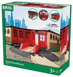BRIO Grand Roundhouse and Turntable 33736