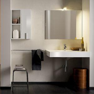 T125 01 – Mobile arredo bagno sospeso L 50+95 cm personalizzabile ...