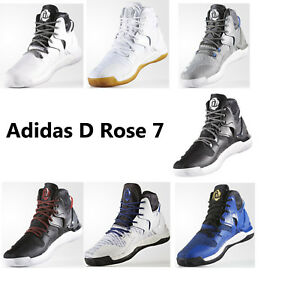 premium selection 8193e b904c Image is loading Adidas-D-Rose-7-Boost-D-Rose-VII-