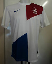 HOLLAND 2013/14 S/S WHITE AWAY SHIRT BY NIKE ADULTS SIZE XL BRAND NEW WITH TAGS