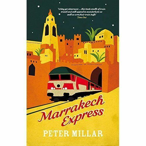 Marrakech Express-ExLibrary